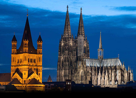 The Dom Cathedral, Cologne, Germany