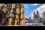 Old Town Prague with Astronomical Clock