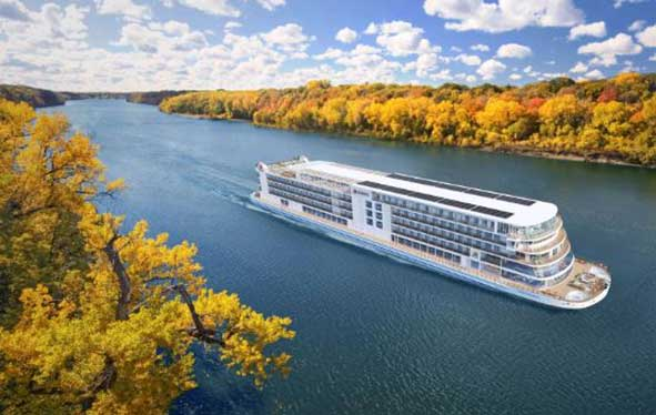 Travel + Leisure: Viking Finally Revealed the Itinerary of Its First-ever Holiday-themed Mississippi River Cruise