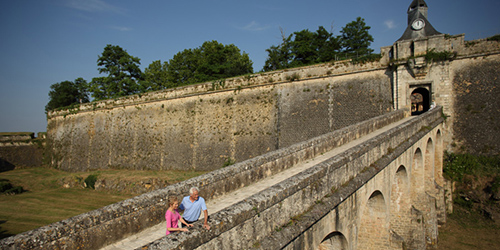 Exterior view of Blaye Citadel