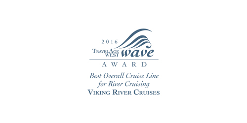 Travel Age West Wave Award 2016 winner logo